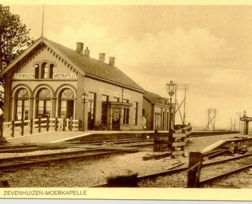 17. Station Zevenhuizen - Moerkapelle