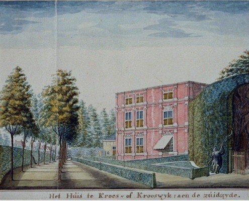 Huis te Krooswijk 1747